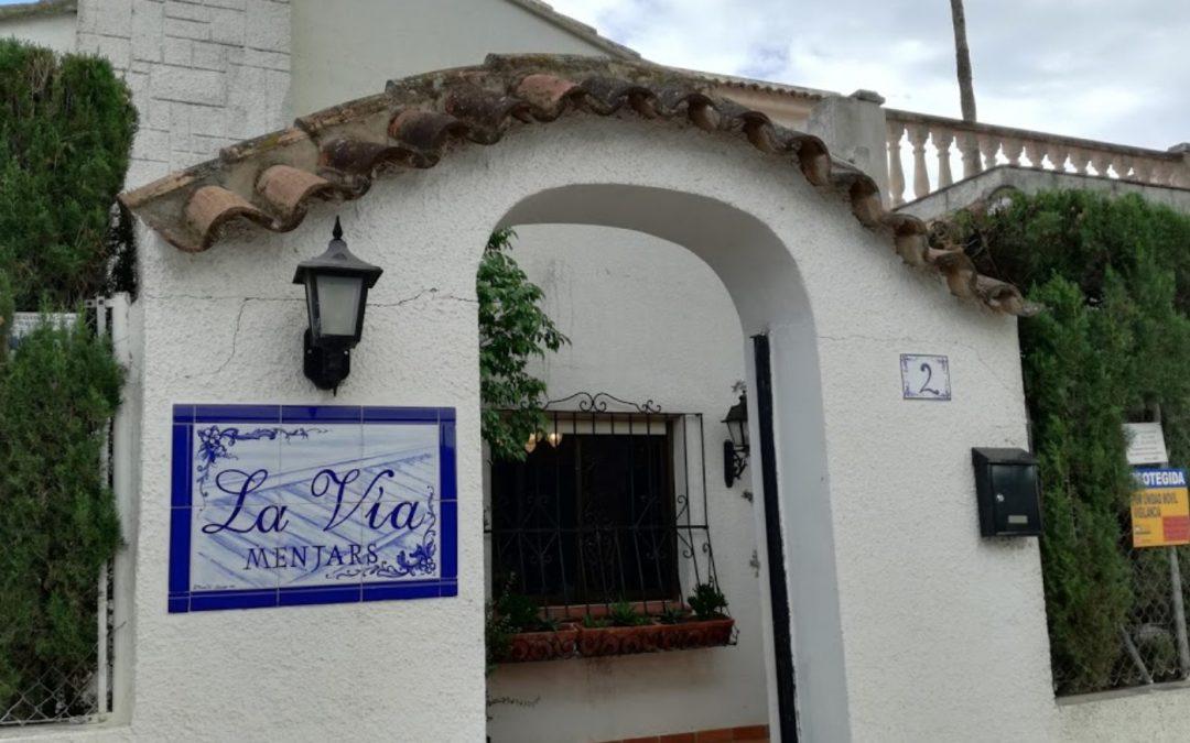 Restaurante La Vía – La Cañada